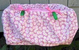 s c pink w white daisies 1